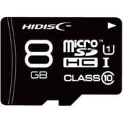 HDMCSDH8GCL10UIJP-WOA [microSDHCカード 8GB]