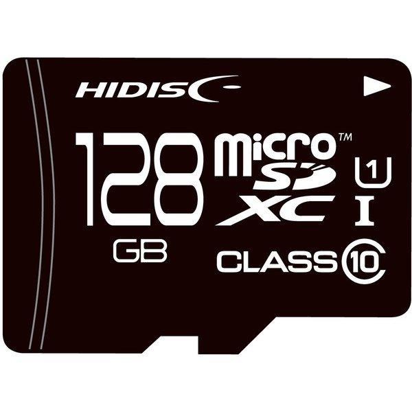 HDMCSDX128GCL10UIJP-WOA [microSDXCカード 128GB]