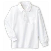 10400 吸水速乾 長袖ポロシャツ キッズサイズ 160cm