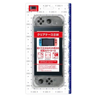 Switch用 クリアケースSW