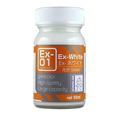 Ex-01 [ガイアノーツ Ex-ホワイト]