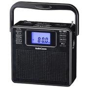 RCR-500Z-K [AudioComm ステレオCDラジオ ブラック]