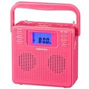 RCR-500Z-P [AudioComm ステレオCDラジオ ピンク]