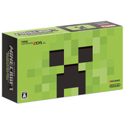 MINECRAFT Newニンテンドー2DS LL CREEPER EDITION [New 2DSLL本体]