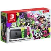Nintendo Switch スプラトゥーン2セット Nintendo Switch Online 個人プラン3か月(90日間)利用券 (無償特典)付 [Nintendo Switch本体]