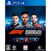F1 2018 [PS4ソフト]