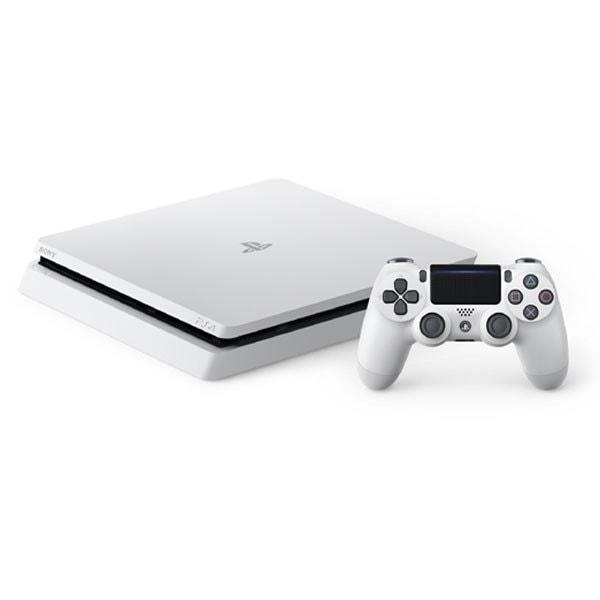 プレイステーション4 通常版 グレイシャー・ホワイト 500GB [CUH-2200AB02]