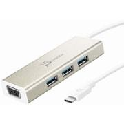 JCH411 [Type-C VGAアダプター+USBマルチハブ]