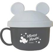ミッキーマウス ベビーフードカップ LGR-GR [ベビー用食器]