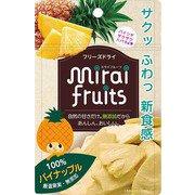 ミライフルーツ パイナップル [乾燥果実]