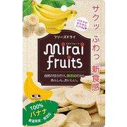 ミライフルーツ バナナ [乾燥果実]