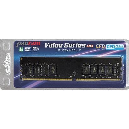 D4U2666PS-4GC19 [デスクトップ用メモリ Panram DDR4-2666 288pin DIMM 4GB]