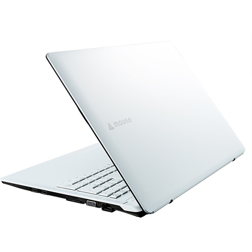 MB15B7M8S2W [ノートパソコン/15.6型ワイド液晶フルHD/Windows10/Core i7-7500U /8GB/240GB SSD/Office Home & Business Premium搭載]