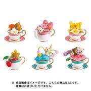 リラックマ Flower Tea Cup 1個 [コレクショントイ]