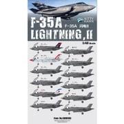 エアクラフトシリーズ KITKH80103-A F-35A ライトニングII Ver. 2.0 [1/48 プラモデル]