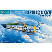 エアクラフトシリーズ KITKH80116 RF-101C&G/H ヴードゥー偵察機 [1/48 プラモデル]
