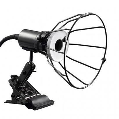 CWX150X03GM [防雨型 クリップライト E26口金 電球別売り ガード付き]
