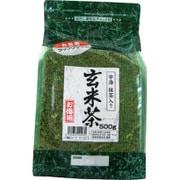 たっぷり抹茶入り玄米茶 500g