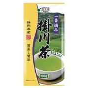 深蒸し一番摘み掛川茶 100g
