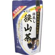 茶処茶師の自信作 狭山茶 100g