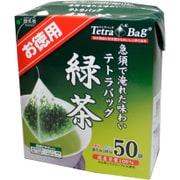 テトラバッグお徳用緑茶 (2g×50袋) 100g