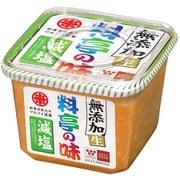 無添加 料亭の味 減塩 750g