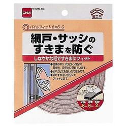 テープ 網戸 隙間 網戸の隙間から虫が入ってくるけど防ぐ方法ないの?