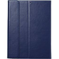 a01696216d simplism シンプリズム TR-IPD189-FN-NNV [iPad 第6世代/第5世代 手帳型フリップノートケース ネイビー]