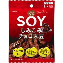 しぜん食感 SOY しみこみチョコ大豆
