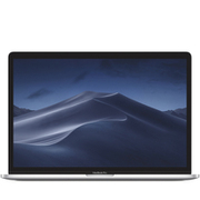 MacBook Pro Touch Bar 15インチ 2.2GHz 6コアIntel Core i7プロセッサ 256GB シルバー [MR962J/A]