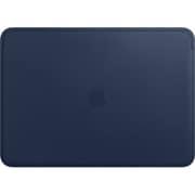 MRQL2FE/A [13インチMacBook Pro用レザースリーブ ミッドナイトブルー]