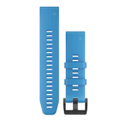 010-12740-63 [QuickFit バンド 22mm Line Cyan blue]
