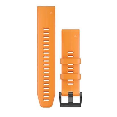 010-12740-64 [QuickFit バンド 22mm Line Spark orange]