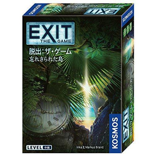 EXIT 脱出:ザ・ゲーム 忘れさられた島 [ボードゲーム]