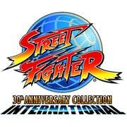 ストリートファイター 30th アニバーサリーコレクション インターナショナル [Nintendo Switchソフト]