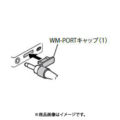 469834711 [NW-A45HN LM用 WM-PORTキャップ]