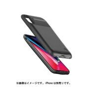 YG-WBC-BK [iPhone X用 ワイヤレスバッテリージャケットケース 4400mAh ブラック]