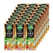 野菜生活100 季節限定 北海道メロンミックス 195ml×24本パック [野菜果汁飲料]