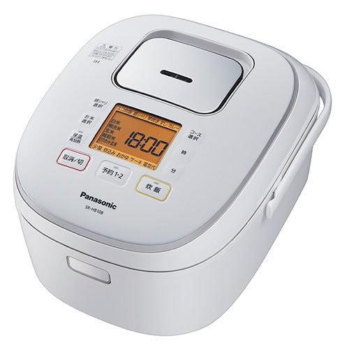 SR-HB108-W [IH炊飯器 5.5合炊き ホワイト]