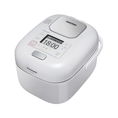 SR-JW058-W [圧力IH炊飯器 3合炊き 豊穣ホワイト]