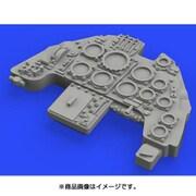 EDU644001 Bf109G-6 ルック 計器盤 タミヤ用 [1/48スケール レジン製プラモデルパーツ]