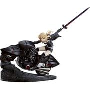 Fate/Grand Order セイバー/アルトリア・ペンドラゴン(オルタ)&キュイラッシェ・ノワール [1/8スケール 塗装済み完成品フィギュア 全高約270mm]