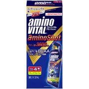 アミノバイタル アミノショット 43g×4 [ゼリー飲料]