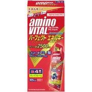 アミノバイタル アミノショット パーフェクトエネルギー 45g×4 [ゼリー飲料]