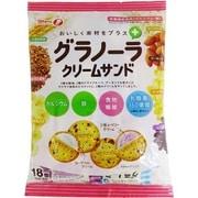 グラノーラクリームサンド 153g [栄養機能食品]