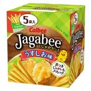Jagabee うすしお味 80g [スナック菓子]