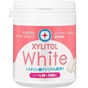 キシリトールホワイト ピンクグレープフルーツ ファミリーボトル 143g [ガム]