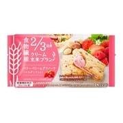 クリーム玄米ブラン ベリーベリー&グラノーラ 72g(2枚×2袋) [栄養機能食品]