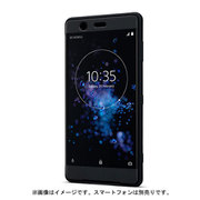 SCTH30JP/B [Xperia XZ2 Premium Style Cover Touch ブラック]