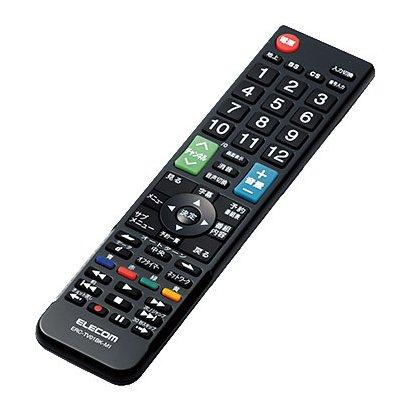 ERC-TV01BK-MI [ERC-TV01BKシリーズ かんたんTV用リモコン 三菱用]